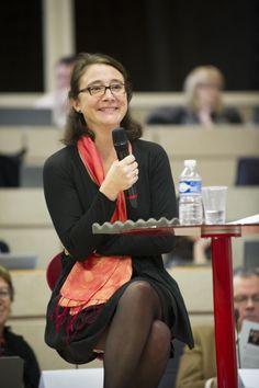Sandrine Dickel, Agence Europe-Education-Formation France