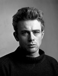 James dean Photographed by Roy Schatt (1954 Torn Sweater series)