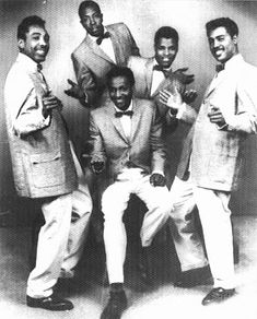 "The Edsels had a big hit with ""Rama Lama Ding Dong"" in Play That Funky Music, Rock And Roll Bands, Rock N Roll Music, Funk Bands, Music Bands, Rock And Roll History, 50s Music, American Bandstand, Soul Singers"