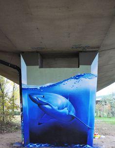 2316 The Best Street Art Masterpieces of 2013