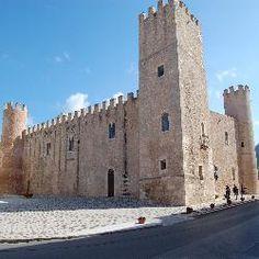 Alcamo, il castello
