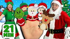 Minions Banana & Baby Receive Christmas Gifts from Santa Episodes! Finger Family Song Nursery Rhymes - YouTube