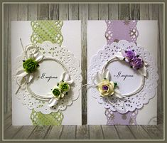 Butterfly Cards, Flower Cards, Wedding Scrapbook, Scrapbook Cards, Handmade Birthday Cards, Greeting Cards Handmade, Mixed Media Cards, Decorated Envelopes, Quilling Cards