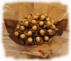 Ferrero Rocher Chocolate Bouquet (Large)