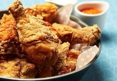 The Best Fried Chicken Joints In London