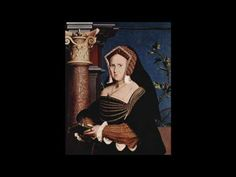 Hans Holbein the Younger  小漢斯·霍爾拜因  (c.1497 - 1543)  Northern Renaissanc...