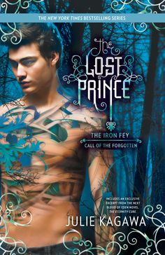 The Lost Prince! The 5th book in The Iron Fey series!