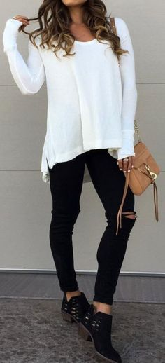Stunning 60 Cute Fall Outfits Ideas 2017 from https://fashionetter.com/2017/09/13/60-cute-fall-outfits-ideas-2017/