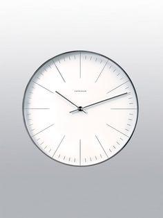 Junghans Wall Clock, by Max Bill