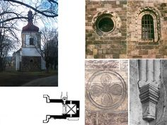 Kostomlaty pod Milešovkou - kostel sv. Vavřince