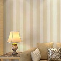 Modern stripe wall paper, brief fashion PVC wallpaper ,tv background wall wallpapers ,vertical stripes of wall paper