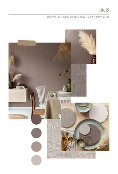 Discover recipes, home ideas, style inspiration and other ideas to try. Interior Design Presentation, Presentation Boards, Architectural Presentation, Architectural Models, Architectural Drawings, Mood Board Interior, Moodboard Interior Design, Portfolio Design Grafico, Textured Wallpaper