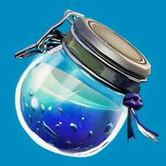 A potion with insulating properties. Applies some shields.