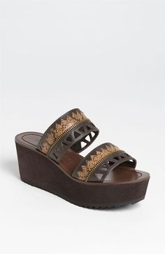 Blonde Ambition 'Maldive' Sandal available at #Nordstrom