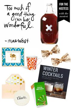JUGs Approved Gift Guide for the Hostess