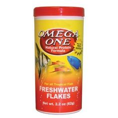 Let me preface this by saying that I am engineer and should know better; many of you probably didn't make this mistake. Its 2.2oz by weight, not volume. This is a huge container of fishfood about the size of a large energy drink can. That being said, great quality flake food I have been using for about a year