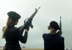 Women of the IRA, Alex Bowle, Northern Ireland, 1977.