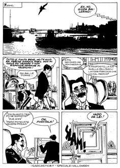 Pagina 70 - L'alba dei morti viventi - lo speciale #Halloween de #iSarcastici4. #LuccaCG15 #DylanDog #fumetti #comics #bonelli
