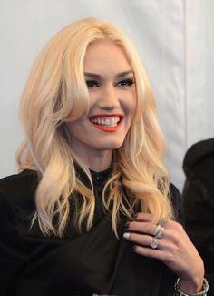 Gwen Stefani...Bonnie hair