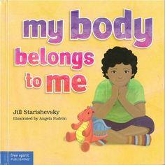 My Body Belongs to Me   Protective Behaviours WA
