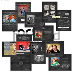 Photoshop Templates for Photographers:  http://focused.whcc.com/store/view-all/mk-classic-chalk-the-halls-christmas-set.html    If you are a photographer you can purchase these at the link above, and if you are a client of mine I now have these to offer you!!