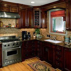 Mid Size Kitchen Design | Medium kitchen, Kitchen design and Kitchens