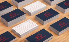 Treadwell by Perky Bros llc, via #Behance #Branding #Identity