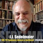 "Happy Birthday to SNL TV Funhouse animator and friend J.J.Sedelmaier! 2015 VIDEO INTERVIEW  J.J. SEDELMAIER podcast excerpt: ""Robert Smigel called and said he had this script for a superhero-type cartoon, 'The Ambiguously Gay Duo.' Could he send it over? It was the first time I ever laughed out loud at a script. I've read scripts where I could see the humor in it and what I could do with it, but this was plain hilarious. I love comic books. To make fun of them in this way was…"