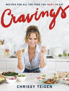 The 1 Recipe to Make Out of Chrissy Teigen's Cookbook, According to the Model Herself