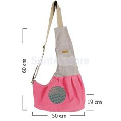 Pet Sling Carrier PYRUS Dog Sling Bag Shoulder Carry Bag with Extra Pocket for Cat Dog Puppy Kitty Rabbit Small Animals Pink >>> You can get additional details at the image link. (This is an affiliate link) Source by bags Puppy Carrier, Pet Carrier Bag, Dog Sling Carrier, Small Dog Clothes, Pet Clothes, Pet Dogs, Dog Cat, Pet Puppy, Pet Sling