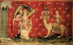 The role of Saint John in illuminations | World of art