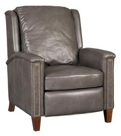 Reclining Chairs Transitional High Leg Recliner by Hooker Furniture at Colders