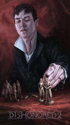 By Ian Hinley #Dishonored