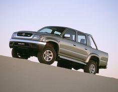 2003 Toyota Hilux SR5 4X4 Double Cab