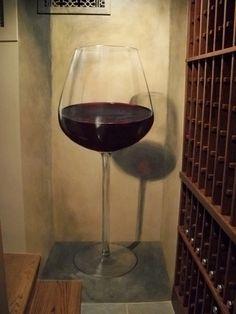 giant wine glass photo - Google Search