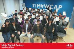 Ninja Digital Factory il punto di vista dei vincitori