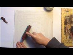 Make a Gel Medium Photo Transfer