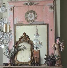 mueble espejo pintar