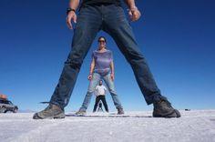 Bolívia - Salar de Uyuni (2)