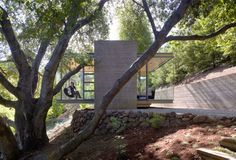 Tea Houses by Swatt Miers Architects