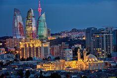 Bakou, Azerbaïdjan