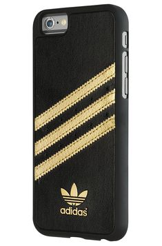 931e66d9b675 Adidas Moulded Case for Apple iPhone 5 5S - Black Gold  Amazon.