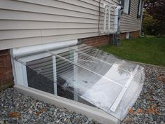 Beautiful Basement Egress Window Well