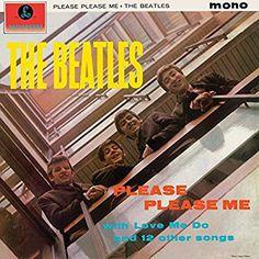The Beatles - Please Please Me (LP Mono) [Vinyl LP]