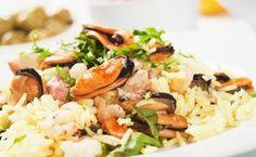 Seafood Risotto (Risotto ai Fruitti di Mare)