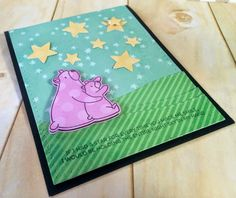 DCWV Diary: DIY Project Stacks: A Little Bear Love