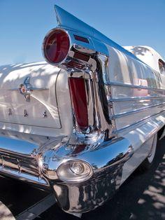 Tail fin Appreciated by Motorheads Performance www.classiccarssanantonio.com