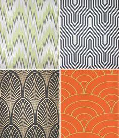 neo art deco patterns