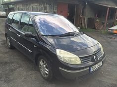 Renault Grand Megane Scenic Megane Scenic, Vehicles, Car, Motorbikes, Automobile, Autos, Cars, Vehicle, Tools