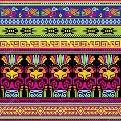 Descargar - Fondo Mexicano de los animales — Ilustración de stock #28031641